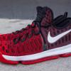 Nike KD 9 University Red October Release