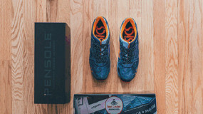 Foot Locker, PENSOLE & Asics Unveil Winning Sneaker Design