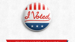 Foot Locker and Pintrill Team Up to Encourage Voters With Free Election Day Pin