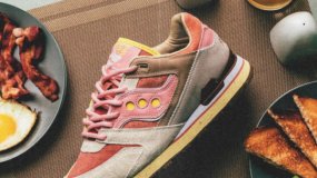Feature x Saucony Courageous Bacon & Eggs