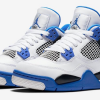 Air Jordan 4 Motorsport March Release