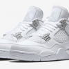Air Jordan 4 Pure Money Drops in May