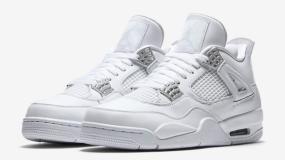 Air Jordan 4 Pure Money Drops in May