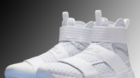 Nike Debuts The LeBron Soldier 10 FlyEase