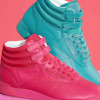 "Reebok Classic and Teyana Taylor Unleash New Styles for the Freestyle ""Color Bomb"" Pack"