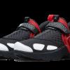 Jordan Trunner LX Black Red May Release
