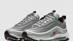 Nike Air Max 97 Silver Bullet Releases Later This Month