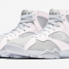 Air Jordan 7 White Metallic Silver