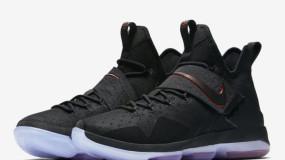 Nike LeBron 14 Bred Release
