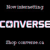 It's Official!  Now Internetting – Converse.ca