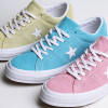 Converse One Star Pastel Pack