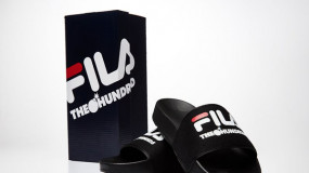 new product bd115 eca3a The Hundreds x FILA Capsule Launches Today