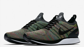 """The Nike Zoom Mariah Flyknit Racer """"Multi-Color"""" Releases Soon"""
