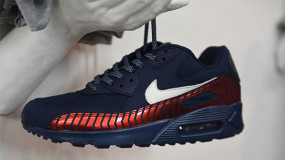 Exclusive PSG x Nike Air Max 90 plus other PSG collaborations in Miami