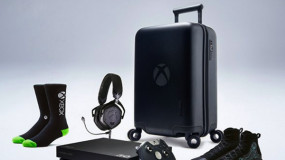 "The Exclusive Xbox One X ""More Power"" Curry 4 VIP Kit"