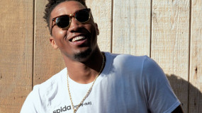 Utah Jazz Star Donovan Mitchell Meets Fans for Pop-A-Shot & Autograph Signing