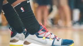DeMar Derozan Debuts New Nike Kobe Signature Shoe