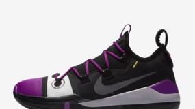 Kobe Bryant's Latest Signature Shoe Gets the Lakers Treatment