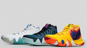 Nike Kyrie 4 The Decades Pack