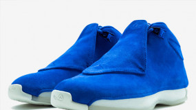 "The Air Jordan 18 ""Suede Pack"" is Coming Soon"