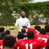 Malcolm Jenkins Surprises Imhotep With Unreleased UA Forge 96 Colorway