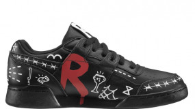 Trevor 'Trouble' Andrew Partners with Reebok for an Exclusive New Sneaker
