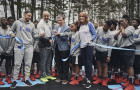 Dell and Seth Curry Unveil New Outdoor Courts Where Steph and Seth Learned the Game