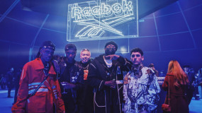Reebok Show at Shanghai Fashion Week + Performance from Future