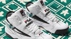 "FILA Launches Limited-Edition Spoiler x Grant Hill ""Draft Day"" Silhouette"