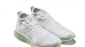 The Adidas Consortium Mid 4D Runner
