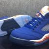 "Jordan 5 Retro Low ""Knicks"""