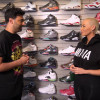 Watch: Sneaker Shopping With Amber Rose
