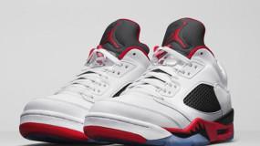 Air Jordan 5 Low – 'Fire Red' Release Info