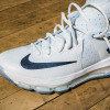KD 8 Elite White Release from Nike Basketball