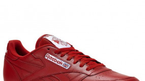 Reebok Classic Leather Gum – Scarlet