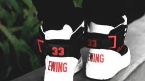 Ewing Athletics Updates a Fan Favorite, Ewing 33 Hi