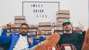 FILA and Sweet Chick Create A Delicious Double Take On The Cage