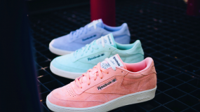 Reebok Classic Introduces the Club C 85 Pack in Pastels for Spring