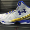 Under Armour Releases Curry 2 Two Gold Rings in June