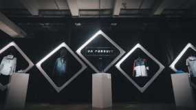 Under Armour Celebrated UA PURSUIT Launch