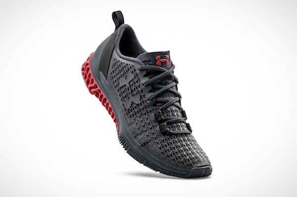 UA Architech 3D Printed Performance Shoe