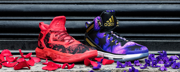 adidas Florist City Collection Damian Lillard