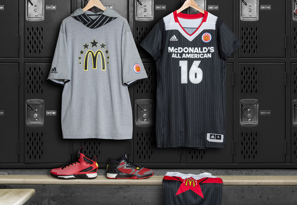 adidas 2016 McDonald's All-American Game