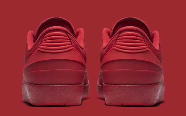 2a0fe2a717fc Air Jordan 2 Low Gym Red to release in April