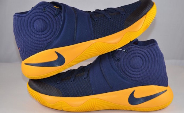half off 98d65 7670f Nike Kyrie 2 Cavs Release