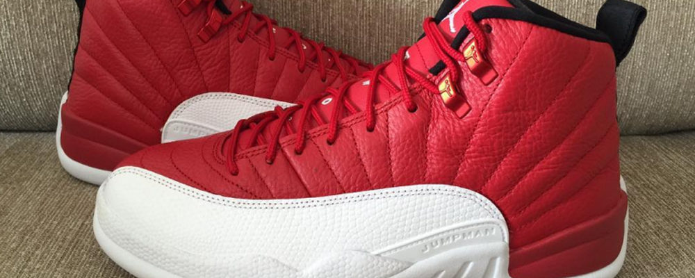 separation shoes 3f476 e1c6e Air Jordan 12 Gym Red Debuts in July