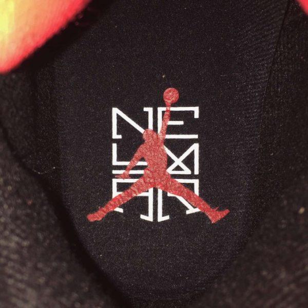 Air Jordan 5 low neymar insole