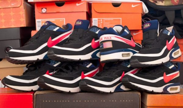 size 40 e8a57 6a10d Nike Air Max BW Olympic is Making a Comeback