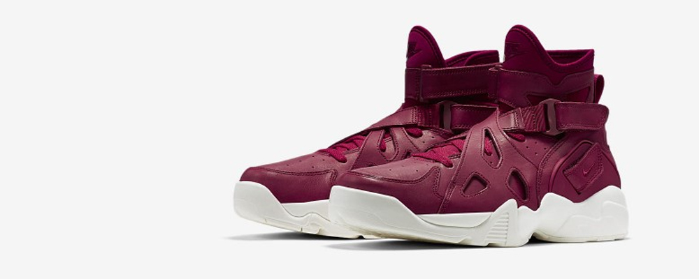 NikeLab Air Unlimited Noble Red Release