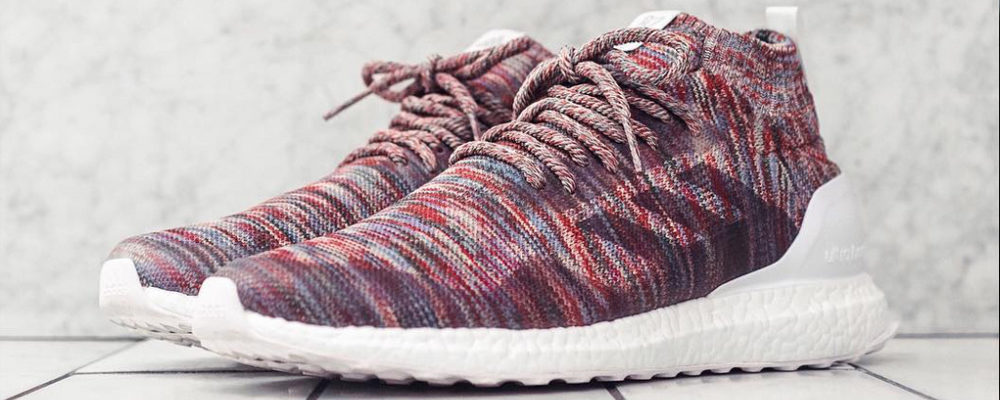 new product 04e04 078f5 Kith x Adidas Ultra Boost Mid Release